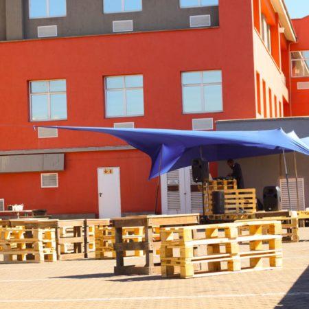 Rivonia Rooftop Market Setup